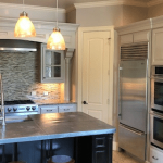 Kitchen cabinet make over