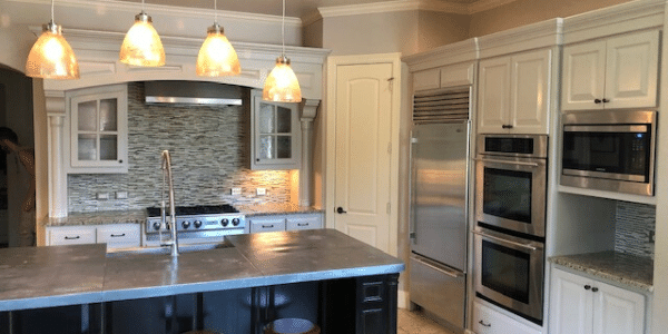 Cabinet Refinishing in Plano Texas