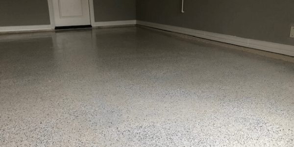 Epoxy Garage Floors in Plano Texas