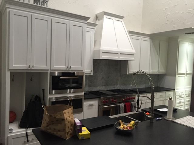 Cabinet Painting in McKinney Texas