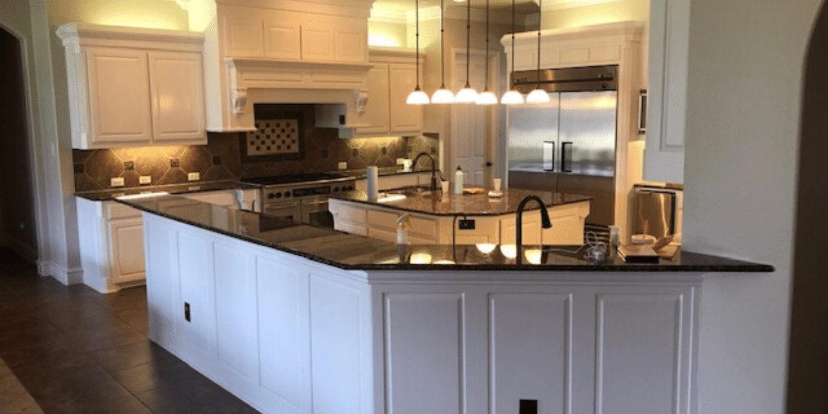 Kitchen painting company