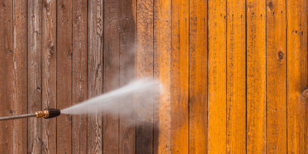 Pressure washing in Plano Texas